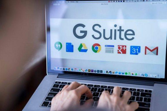 Konto Google Suite