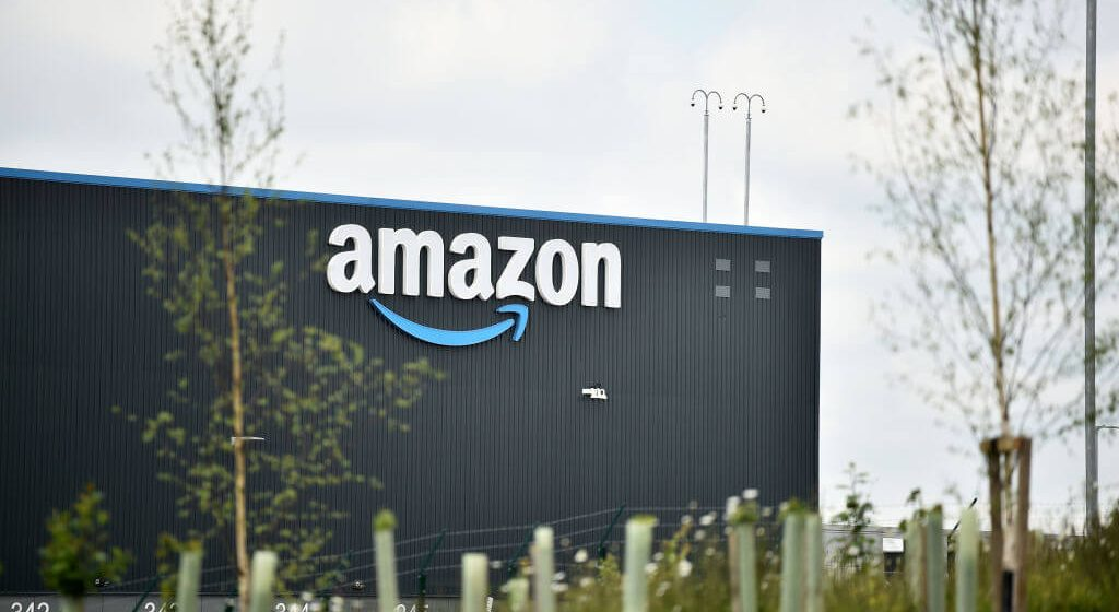 Hala firmy Amazon