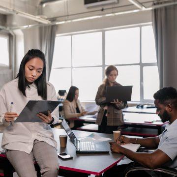 Jak stworzyć pracownikom nowoczesne miejsce pracy?