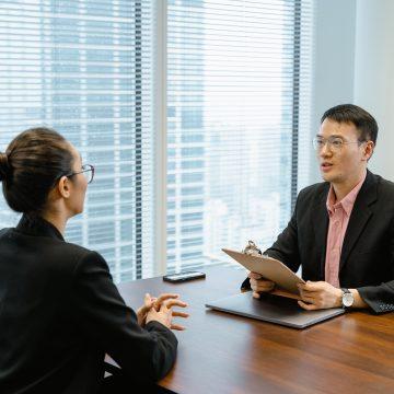 Co ubrać na rozmowę o pracę?